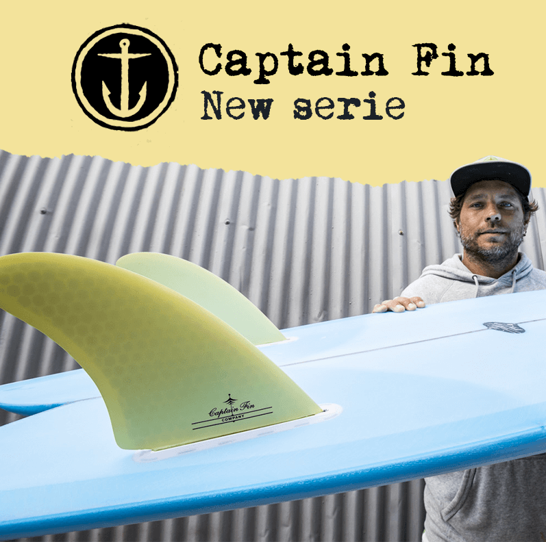 FNew series Captain Fins